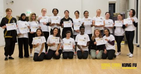 Womens Self Defence course